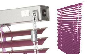 Žaluzie System 25 interiérové, šířka 1701-1800 mm (výrobce ISOTRA a.s.)