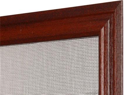 Okenní síť C1, šířka 301-400 mm (výrobce Isotra)