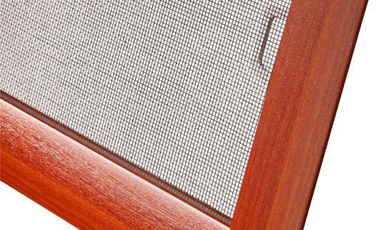 Okenní síť C2, šířka 301-400 mm (výrobce Isotra)